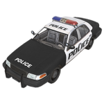 Heroes Property Group - Real Estate Brokerage in Indiana Focusing on First Responders - police car clipart